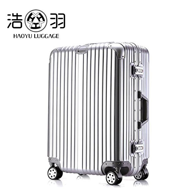 Функциональный легкий алюминий <span class=keywords><strong>багаж</strong></span> большой самолет колеса бизнес-камера
