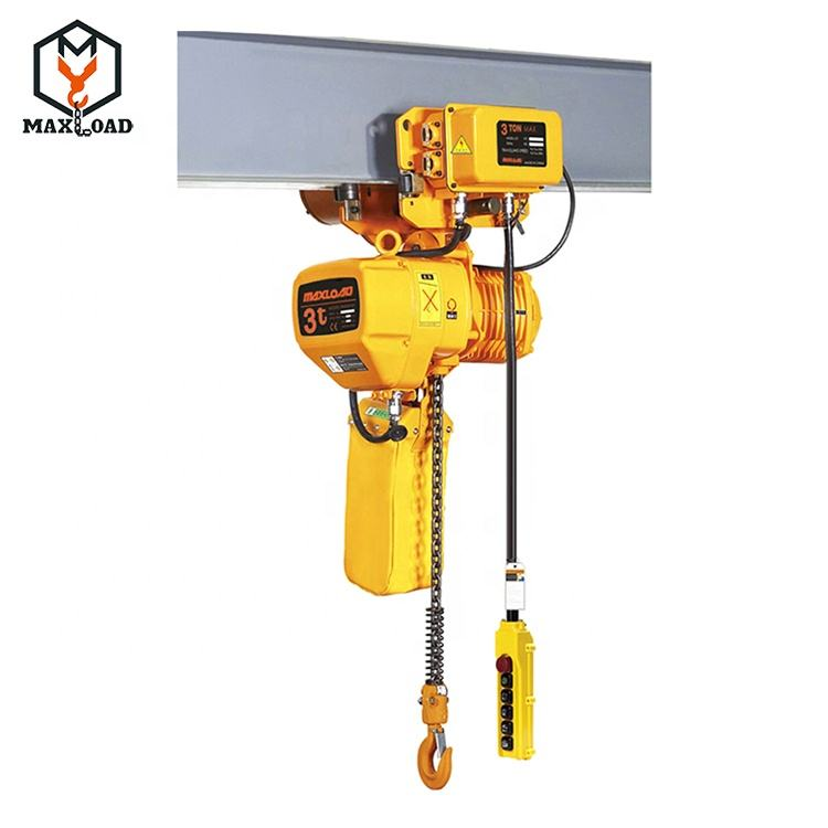 3 ton Electric Motor Drive Crane For Lifting Materials