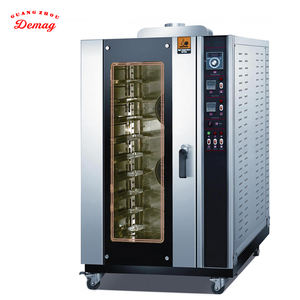 RXL-10RQ Gas Convection oven with steam function of baguette making machine
