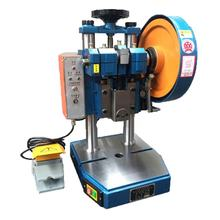 2T 3T Electric foot pedal mini table punch press machine