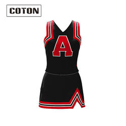 Hot Sale Design Girls Cheerleading Uniforms For team