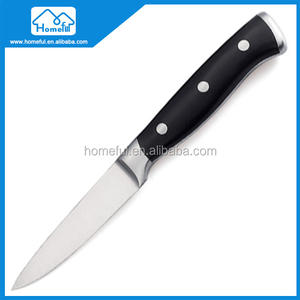 German Style Stainless Steel Kitchen Paring Fruit Knife