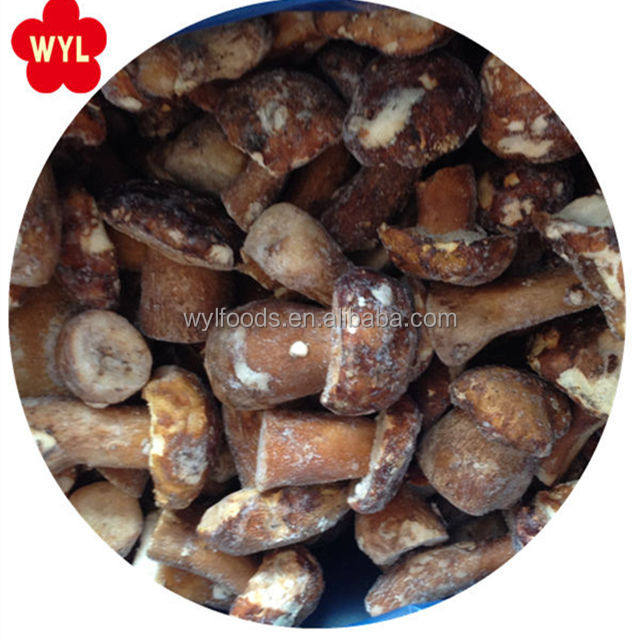 2020 Best Price IQF Frozen Boletus Edulis For Salad