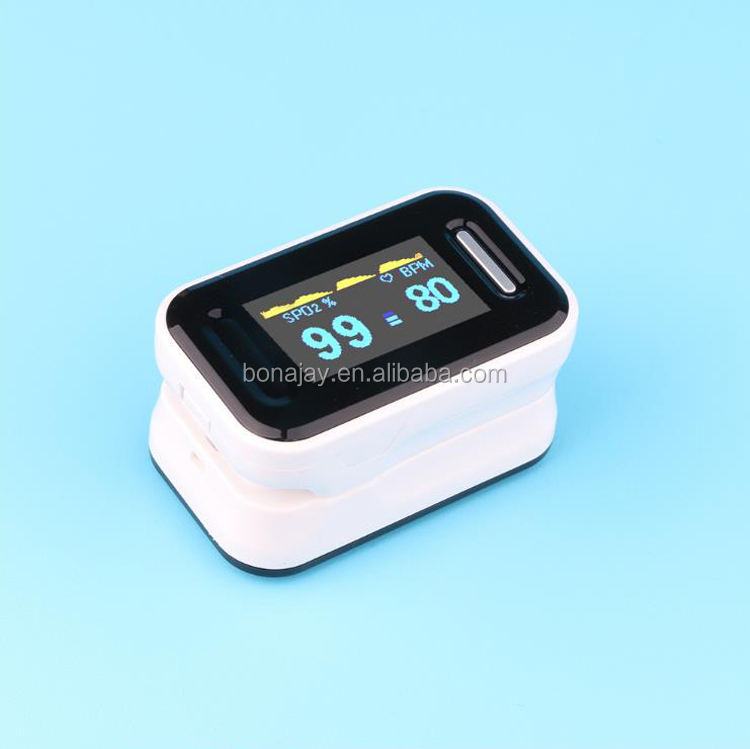 Hot Fingertip Oximeter OLED Pulse Rate Saturator Pulsioximetro Finger digital heart rate medical equipment Healthcare Oximetro