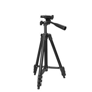 New Product 3110 Lightweight 110Cm Camera Black Tripod Stand Camera Selfie Live Travel Tripod Stand