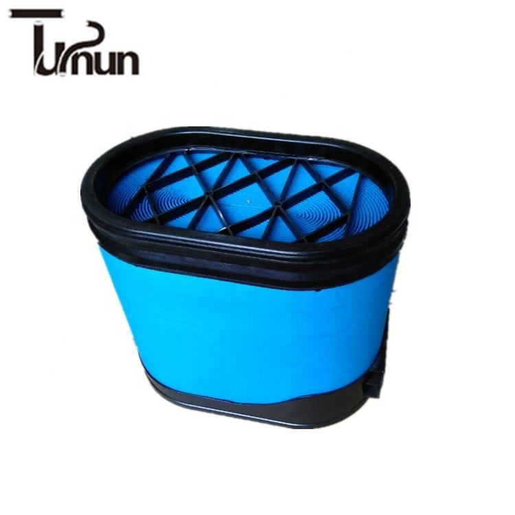 Truk Berat Filter Mesin Diesel Honeycomb 3181986 Warna Biru Filter Distributor