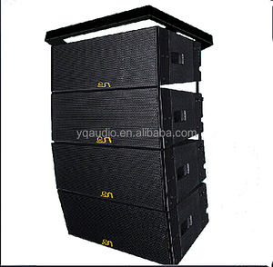China Best selling speaker box line array system
