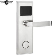 RF Electronic Key card hotel  door  for   lock system