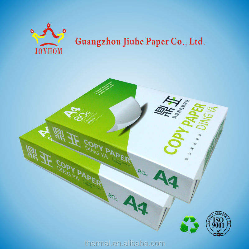 Copy paper a 4 in nice quality