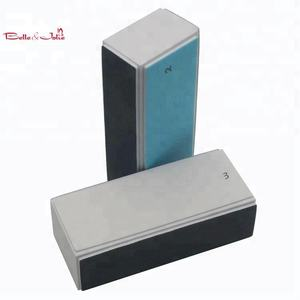 Professional high quality custom printed 4 way nail file block nail buffer