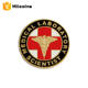 Competitive price factory direct medical care nurse soft hard enamel lapel pin emergency cross lapel pin