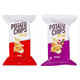 Panpan old famous brands organic fruit snacks potato chip