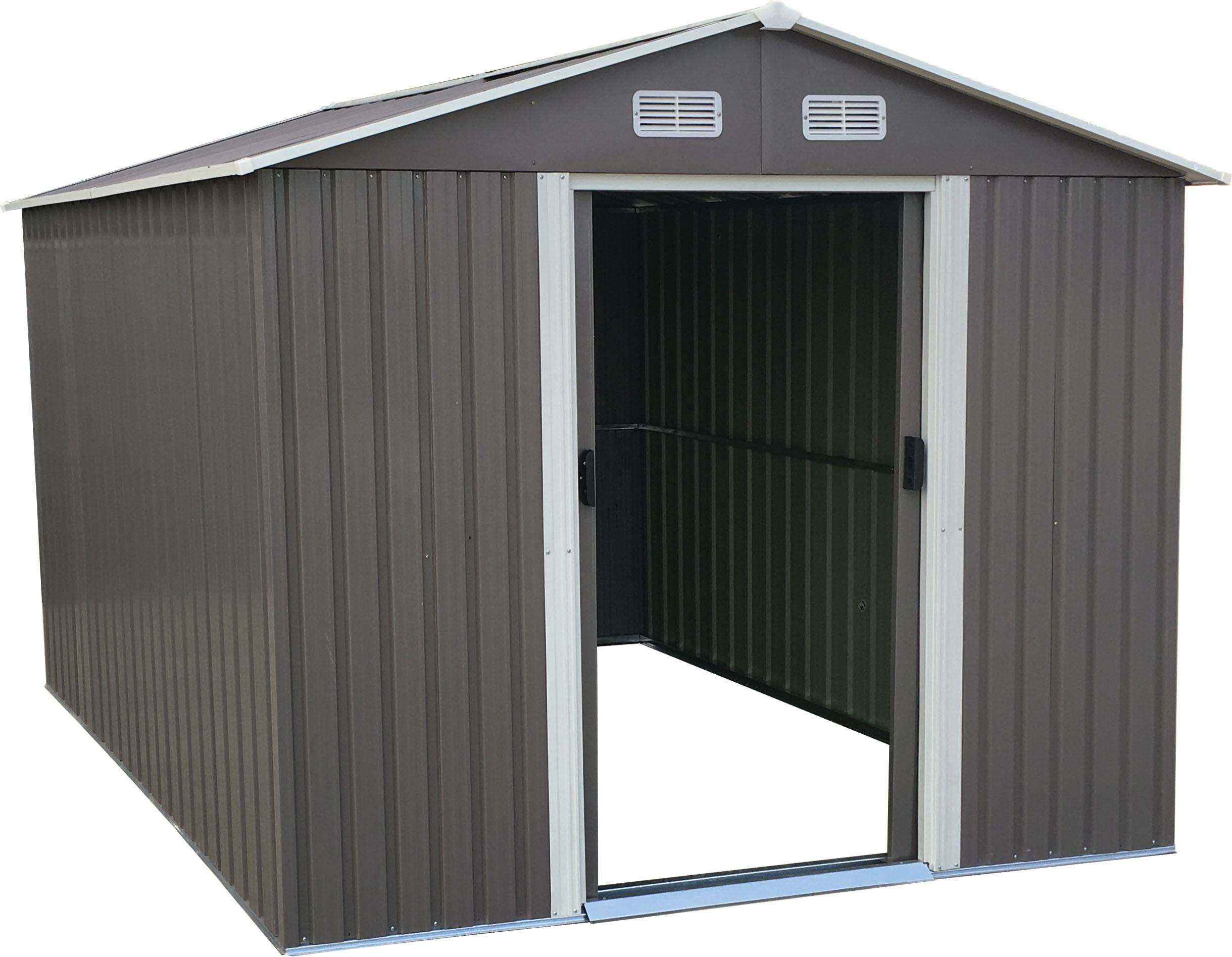 12x8ft higher tools shed