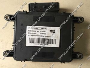 ECU Chevrolet sail 24104003