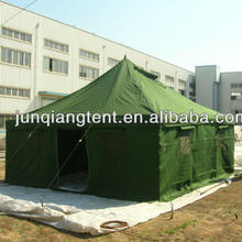 12 man heavy duty waterproof canvas camping military army tent equipment