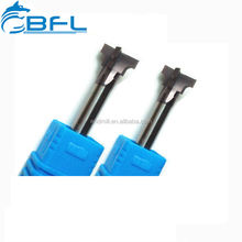 BFL Solid Carbide CNC Cutting Tools Dovetail Router Bits Endmill
