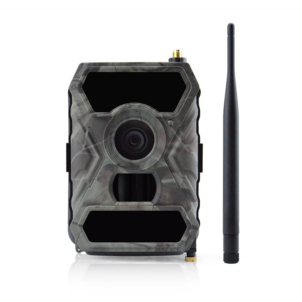 Trail Camera Willfine 3.0CG 12MP IP66 SMS Remote Control Trail Hunting Infrared Camera