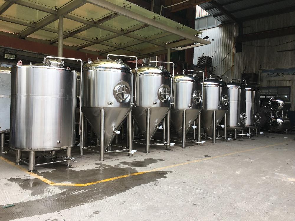 Stainless Conical Fermenter/Stainless Fermentation Tank/Conical Fermentation Tank