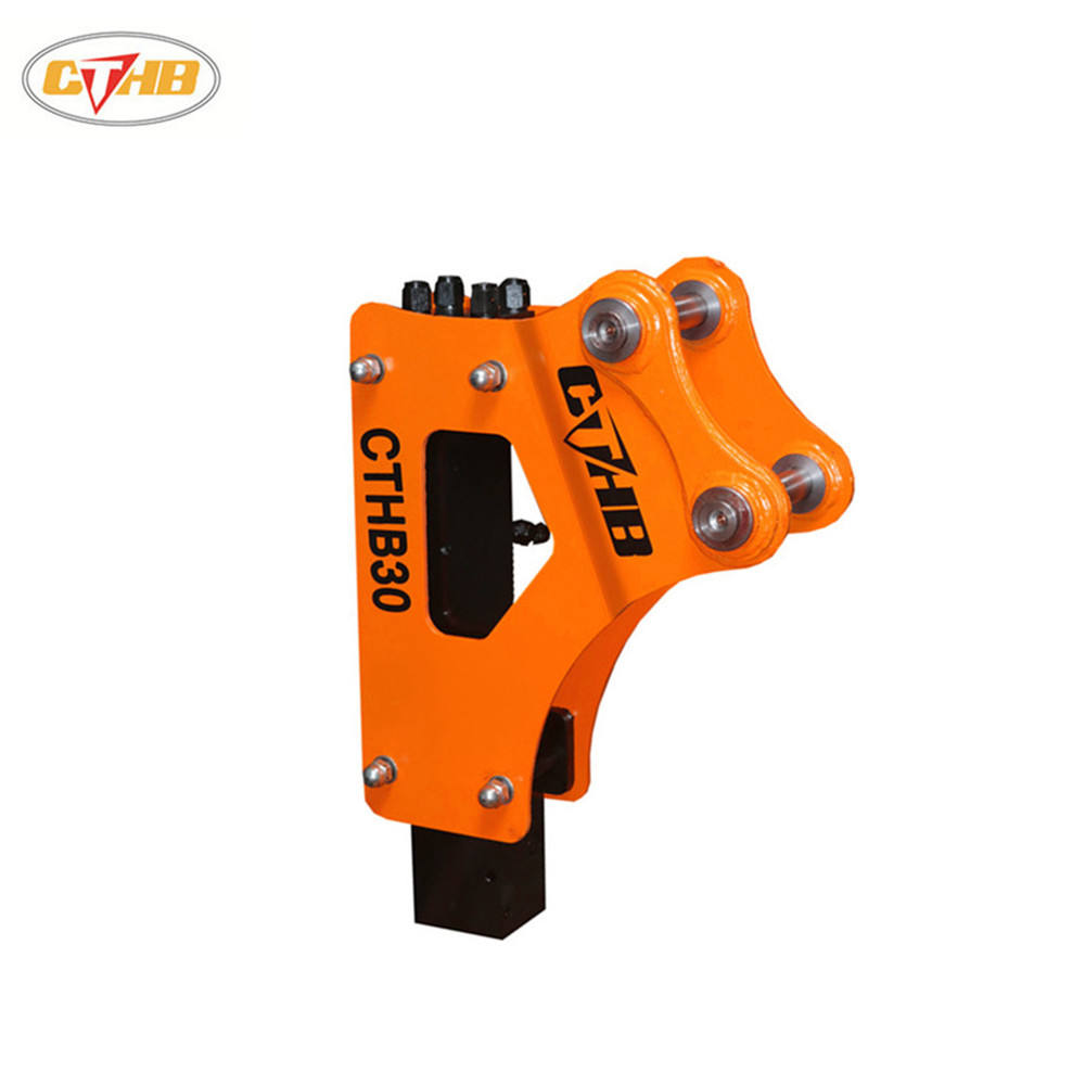 Chengtai direct factory of hydraulic excavator tools hydraulic breaker rock hammer daewoo hydraulic breaker hammer