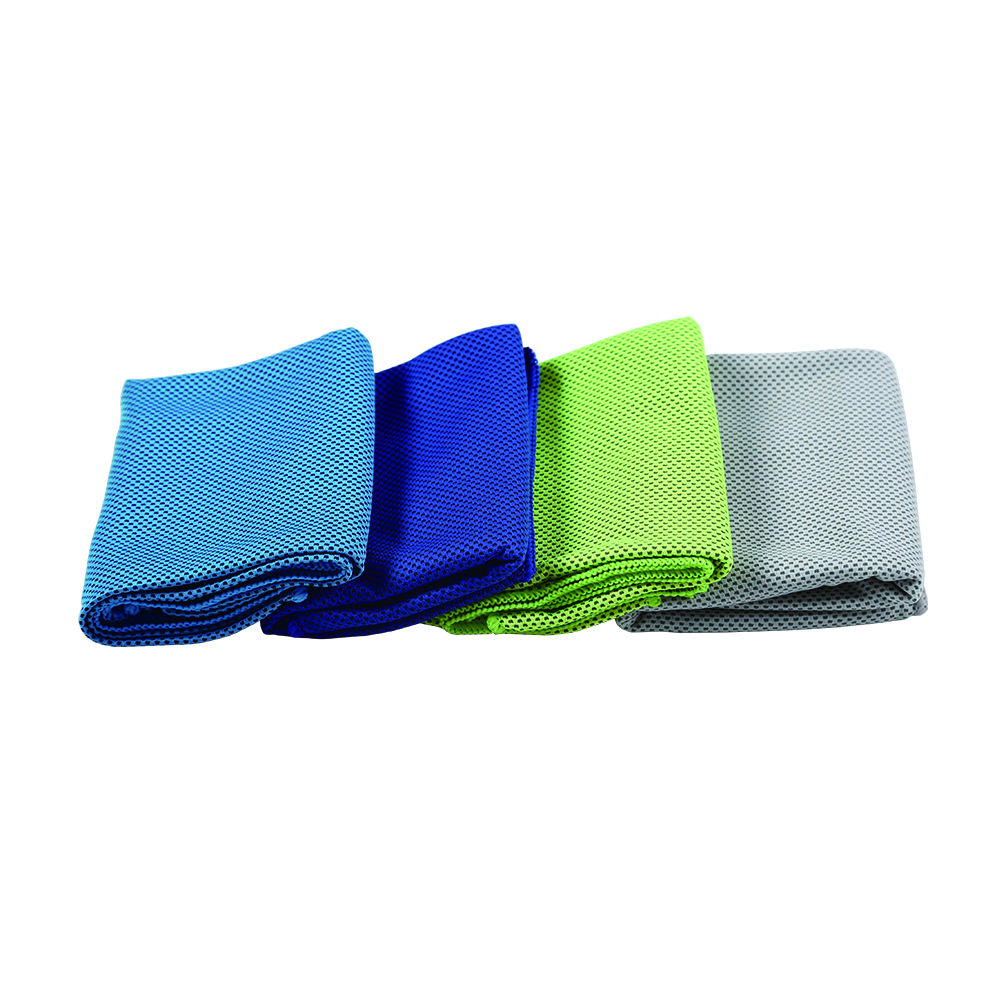 China supplier Custom Printing Quick Dry Cooling Towel Microfiber