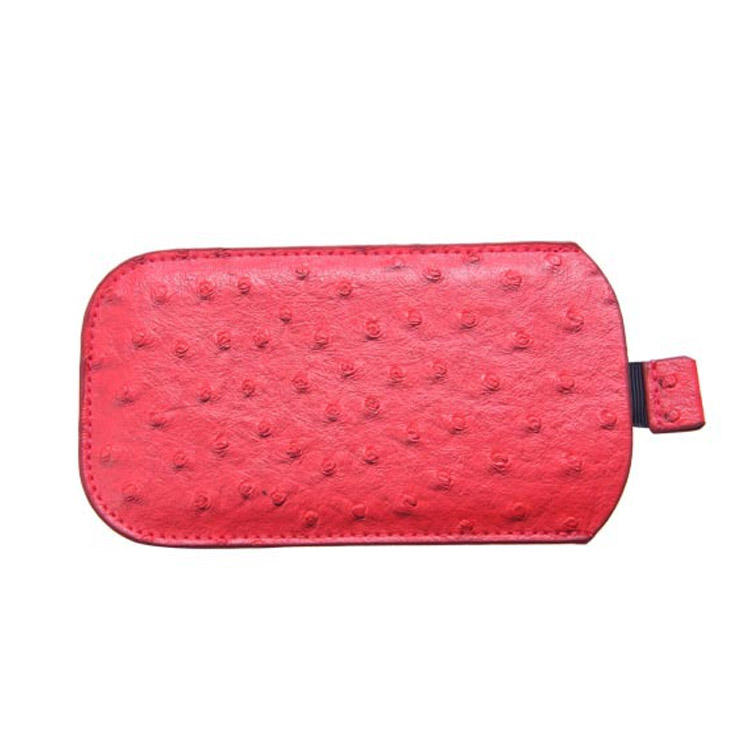 devekuşu deri imitasyon deri cep çantası