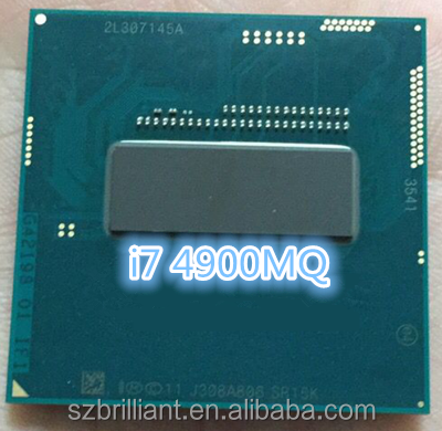 Original Intel Core I7-4940MX QS QDQH CPU I7 4940MX processor 3.1GHz-4.0GHz L3=8M