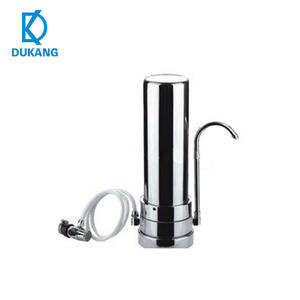 Professional Design Stainless Steel Domestic Purifier System Water Treatment Purification