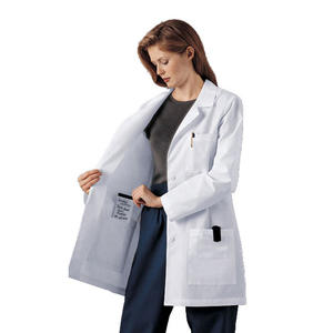 Women nurse Uniforms medical designs doctor white lab coat