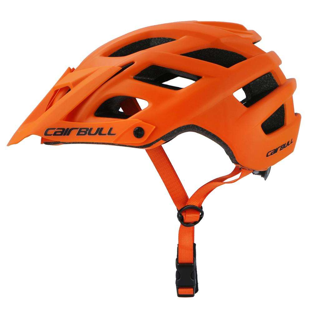 CAIRBULL TRAIL XC High Quality Helmet Mtb Road Bike Helmets Cycling Mountain Racing Helmet CE CPSC Certified