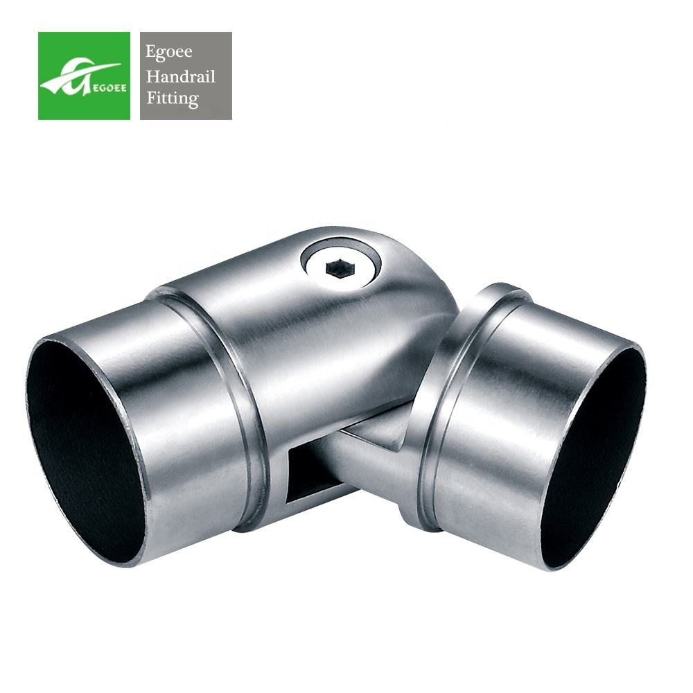 Drying Rack Accessories Pipe Fitting 3 Way L Shape Connector For 25mm Round Tube