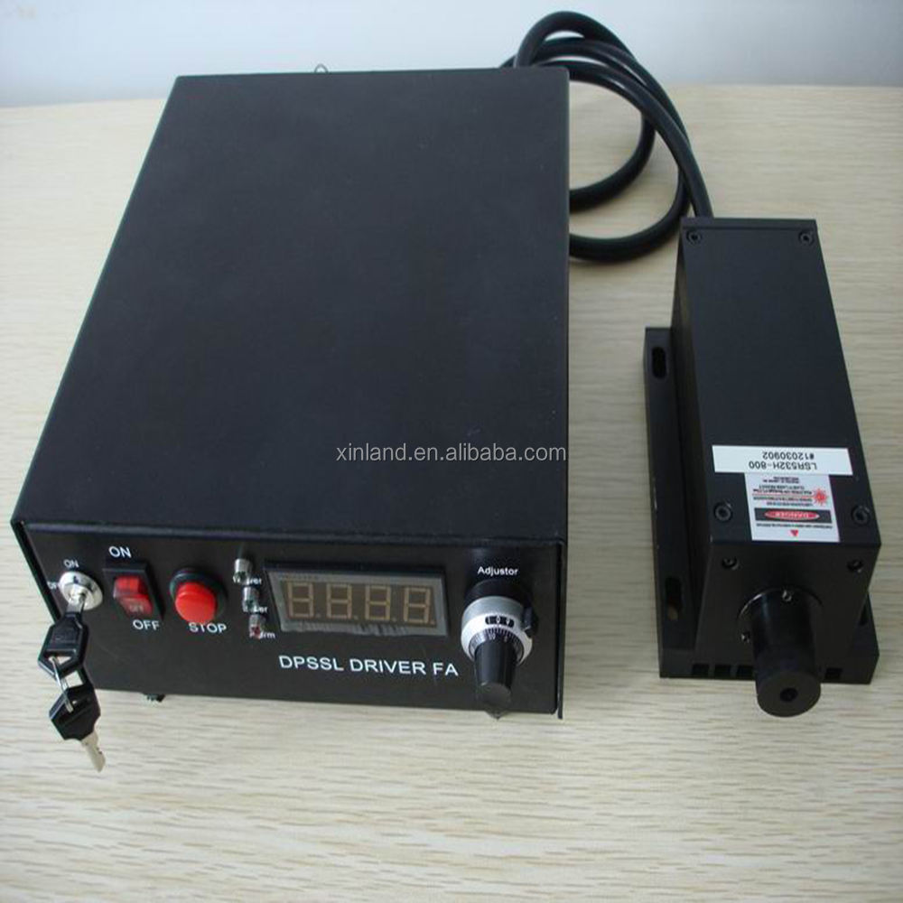 New product 980nm 2000mw Infrared Laser System,laser show system,portable diode laser system
