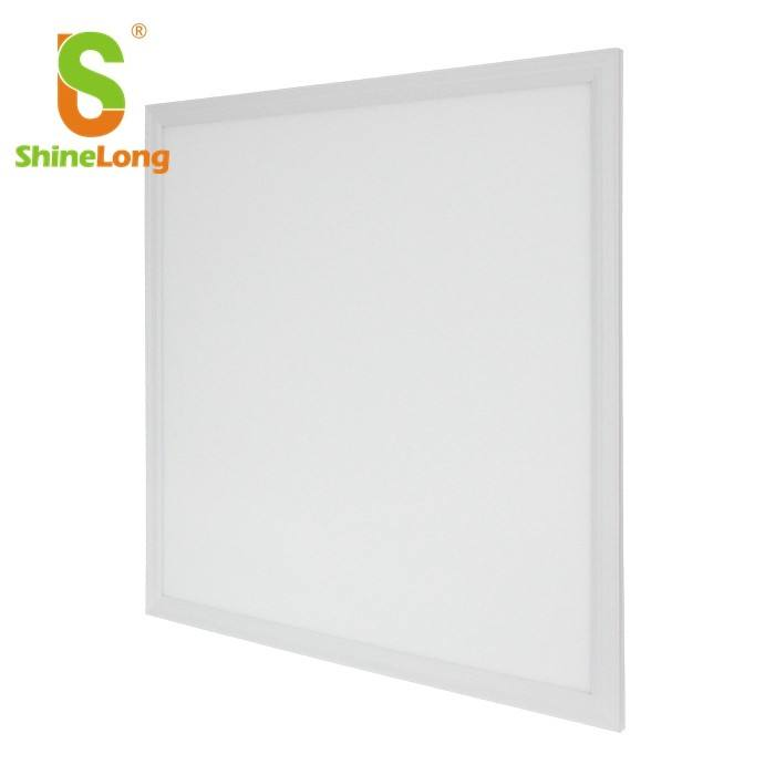 Hermosa LED de panel plano con multi color cocina recargable LED luz de emergencia