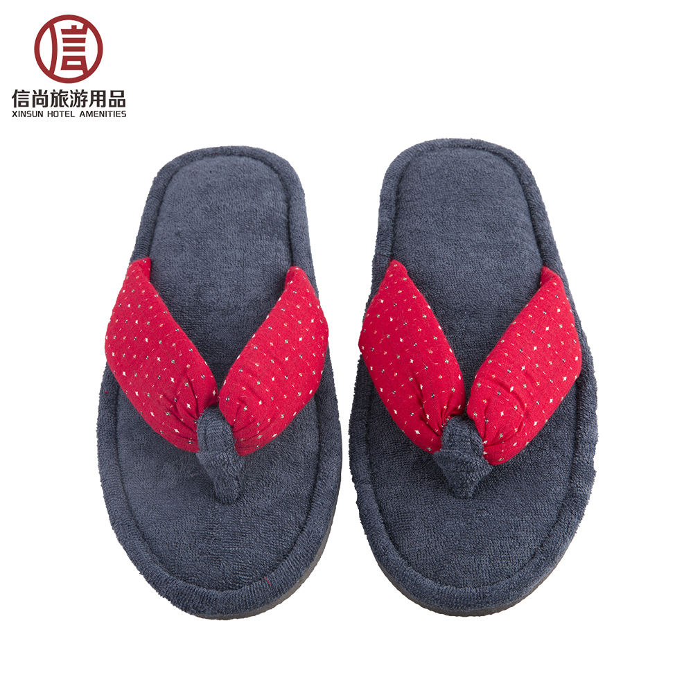 Cheap Flip Flop Wholesale Hotel Bathroom Slippers