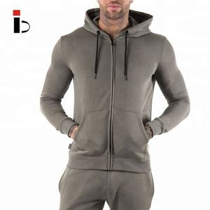 Wholesale alibaba gold supplier mens zip up hoodie with pockets for sport