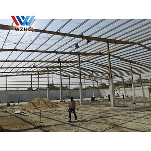 Steel structure prefabricated houses for warehouse