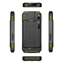Hot sale factory 5 inch Android Octa-core Rugged  handheld terminal PDA with barcode scanner  Industrial Mobile Computer