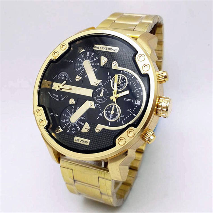 2019 Customs Wholesales man watches clock leather OEM watch men luxury Reloj bracelet Factory price fashion watch