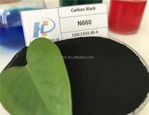 Rubber Additive Carbon Black N220 N330 N550 N660 Rubber Chemicals for Tire