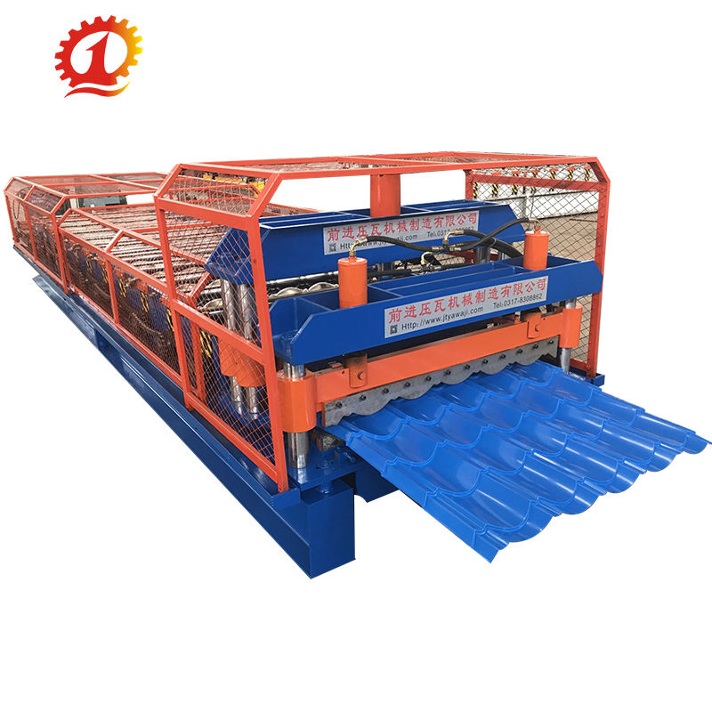 floor tile making machine Steel sheet metal roofing rolls forming machine