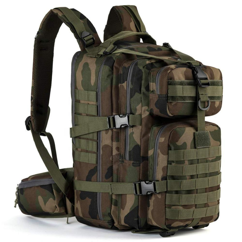군 Tactical Backpack, 수화 Backpack, Army Molle Bug-Out 배낭 백 대 한 사냥