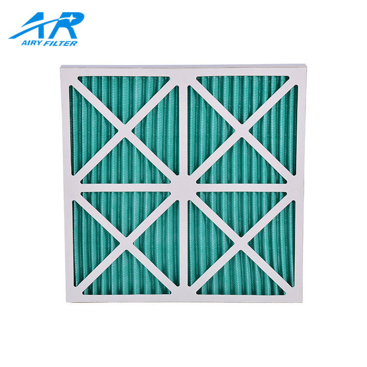 Pre-Filtration Pleated Air Filter 16 25 1, Pleated Air Filter Merv 16 8 16X25X1