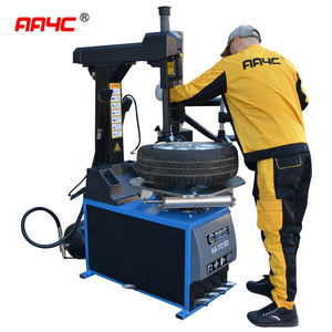 AA4C automatic tire changer AA-TC188 with back titling column