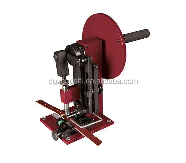 Leather Belt Processing Machine