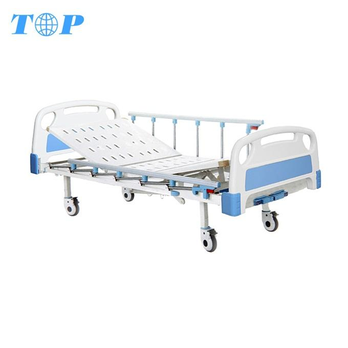 TOP-M1018 Hot Product Care Bed 2 Crank Medical Bed Hospital Bed Equipment Companies