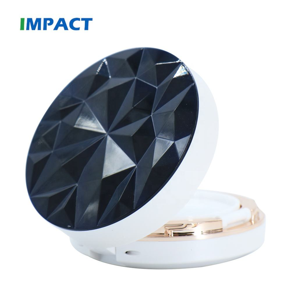 Airless Air Cushion With Black Rough Surface