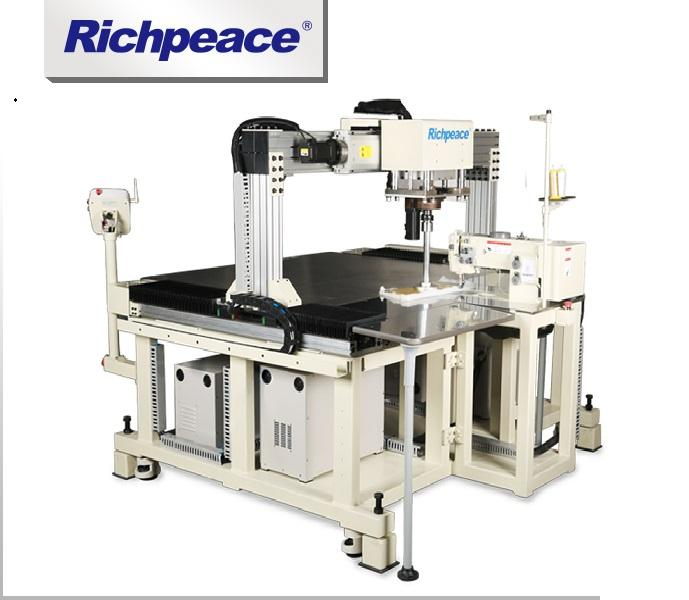 Richpeace Automatica <span class=keywords><strong>CNC</strong></span> Macchina <span class=keywords><strong>Da</strong></span> <span class=keywords><strong>Cucire</strong></span>