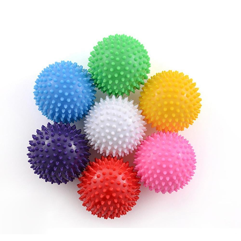 HOHE QUALITÄT MASSAGE BALL roller ball massage2019 Nach Therapie Myofascial Release Spiky Massage Ball Set