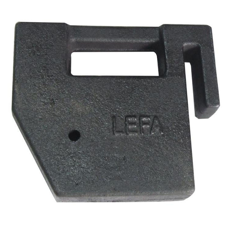 Cast Iron Mass Counter Weight LF-20 for JP tractor