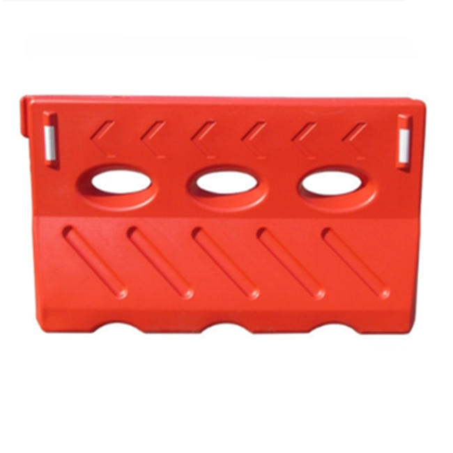Blowing and Rotational Plastic Traffic Road Safety Barrier Water Filled Barrier