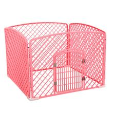 Large Solid Outdoor Dog Fencing Playpen Foldable Pet Dog Cat Fence